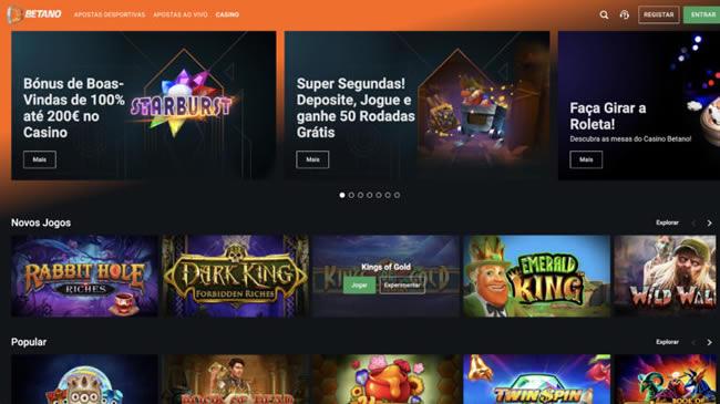 Betano Casino Online