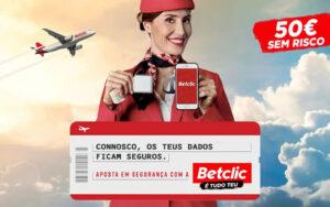 Betclic Aposta sem Risco de 20€ - Apostas e Casino Online