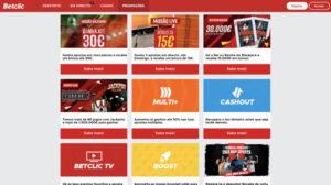 Betclic Casino Online Promos