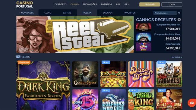 Casino Portugal - Casino Online e Apostas Desportivas