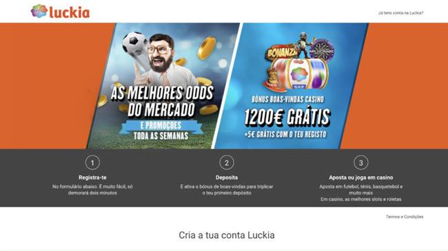 Luckia - Apostas Desportivas e Casino Online