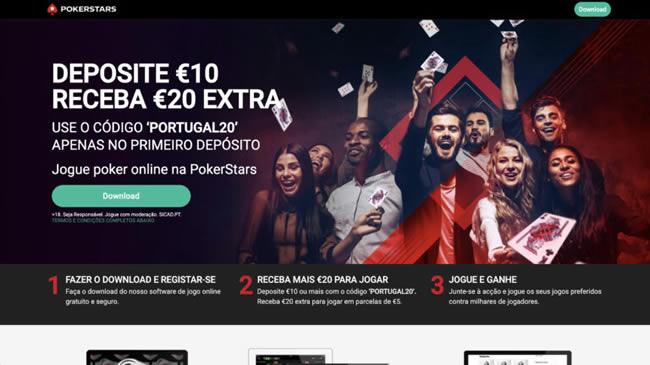 PokerStars - Poker e Casino Online