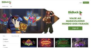Bidluck Casino Online
