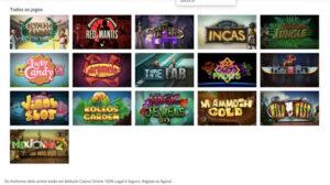Bidluck Jogos de Casino