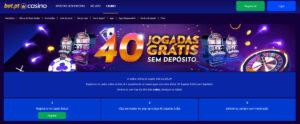 Bet PT Jogadas Grátis no Casino Online