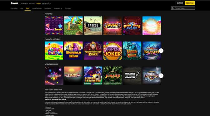 Bwin.pt Casino Online