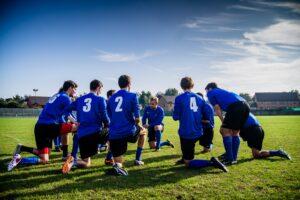 valor nas equipas ou competiçoes
