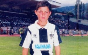 Cristiano Ronaldo Revelação do Nacional