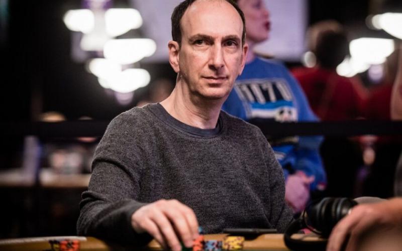 Erik Seidel jogando Poker
