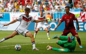 Portugal X Alemanha