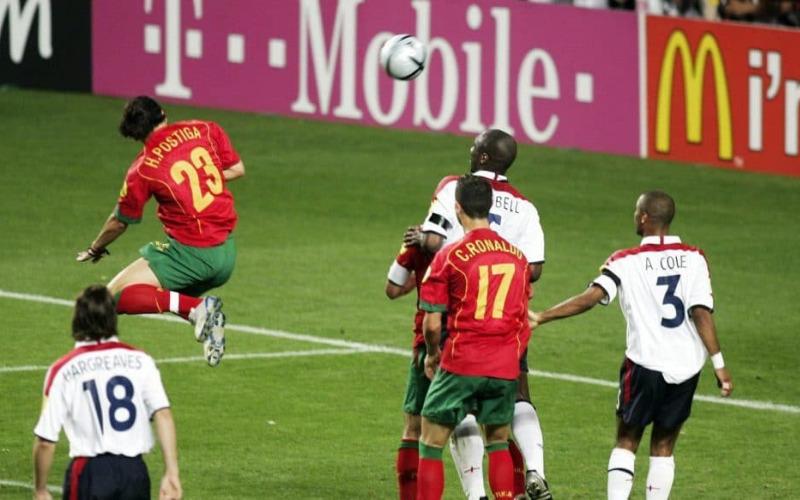 Portugal X Inglaterra