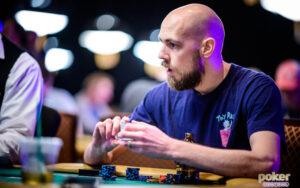 Stephen Chidwick jogando Poquer