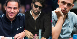 Top 5 Poker Players de Portugal